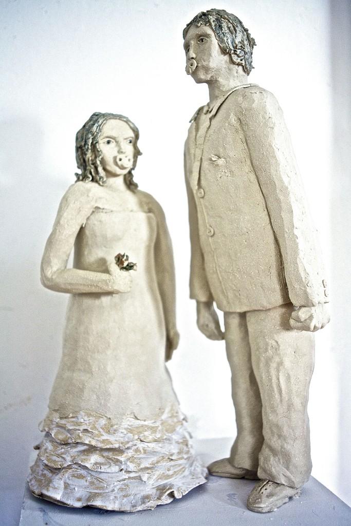 Braut und Bräutigam 2013